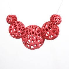 3D-Printed Necklace
