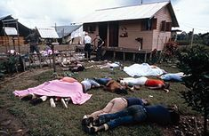 On Nov. 18, 1978, more than 900 people died in the People's Temple commune in Guyana — better known as Jonestown. Cult founder Jim Jones, who led his followers to suicide and murder