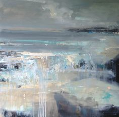 SEASCAPES AND LANDSCAPES PAINTING COURSE HANNAH WOODMAN - Art Courses Cornwall