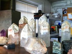 Key Quartz opens portals. Image from Rosley's Rocks - Ancient Healing Stones and Crystals