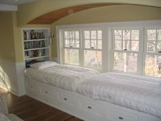 sleeping nook   Cozy Sleeping Alcoves and Beautiful Bed Nooks