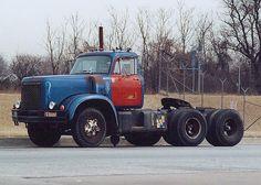 Henderickson tractor