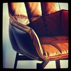Milan 2012: B Italia Husk designed by Patricia Urquiola