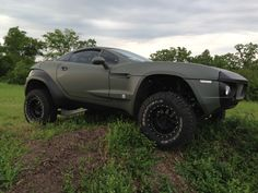 Rally Fighter - Local Motors
