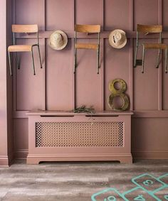 sulking room pink farrow and ball - Paint colour trends for 2020 - the new key colours to paint your home in Pink Hallway, Hallway Colours, Room Colors, House Colors, Pink Paint Colors, Interior Paint Colors, Paint Colors For Home, Farrow Ball, Farrow And Ball Paint