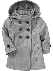 So Excited, my toddler girls fashion coats are have set on Target ...