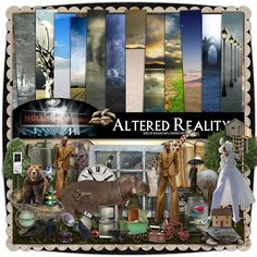 Deviant Scrap :: What's New :: Altered Reality