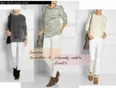 #whitepants, very stylish crush, street:style:seconds