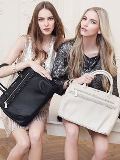 TWIN-SET Simona Barbieri: bauletto bags with front pockets