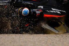 フェルナンド・アロンソ 「キャリア最大のクラッシュだった」  [F1 / Formula 1]