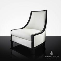 contemporary lobby furn Blainey North & Associates
