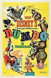 Dumbo poster pinned from {TBT: See All 53 Walt Disney Animation Movie Posters Disney Pixar, Walt Disney Animation, Disney Films, Walt Disney Animated Movies, Disney Amor, Animated Movie Posters, Old Disney, Animation Film, Disney Love