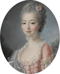 François Hubert Drouais (1727-1775)