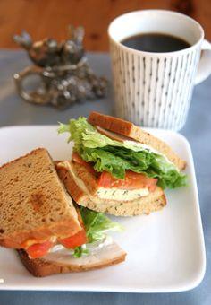 パパのお弁当にも、ママのランチにも♡美味しいサンドイッチ7選