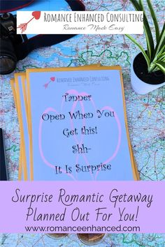 Do you want your spouse to plan a Surprise Romantic Getaway for you... but deep down you know it will probably never happen? - Here is your solution- So you can have that dream romantic getaway without planning it. Let a Romance Coach do it all for you. So all you have to do is just sit back and relax and enjoy the romantic getaway together! #romanticgetaway #romantichelp #romanticgift #romanticweekend #romanticvacay #romanticplans #romantichelp #romantictips