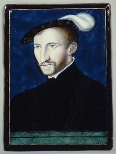 Henri d'Albret (1503–1555), King of Navarre, Plaque, mid-16th century  Léonard…