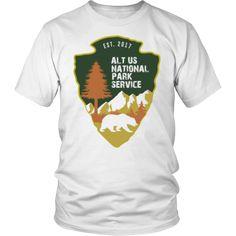 ALT US NATIONAL PARK SERVICE T SHIRT