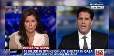 WATCH: Israel's Ambassador DESTROYS Liberal CNN Host for Lying About Israel... JUL 26 2014