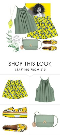 """#4"" by dndmaulinda on Polyvore featuring Paul Mitchell, Bonpoint, Dolce&Gabbana and Alexis Bittar"