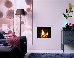 Quadro 46 Balanced Flue Gas Fireplace