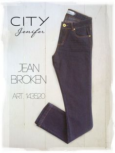 Jean Broken Art.143520 Black Jeans, Skinny Jeans, Pants, Fashion, Fall Winter 2014, Trouser Pants, Moda, Trousers, Fashion Styles