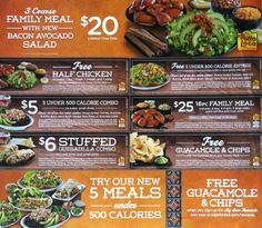 Catering coupon code el pollo loco