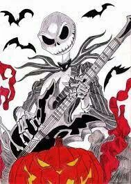 1000 images about tattoo design on pinterest jack the for Jack the pumpkin king tattoo