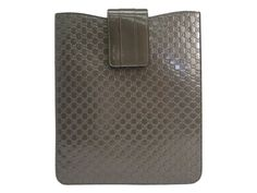#Gucci Pad case Micro Guccissima Enamel Metallic Grey 256575 (BF107707): All of #eLADY's items are inspected carefully by expert authenticators who have years of experience. For more pre-owned luxury brand items, visit http://global.elady.com
