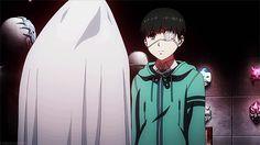 Tokyo Ghoul | Toukyou Kushu - Kaneki Ken and Uta (Gosh I love this x3)