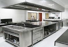 Hotel Kitchen Equipment Design  Hotel & Restaurant Kitchens Captivating Hotel Kitchen Design Design Ideas
