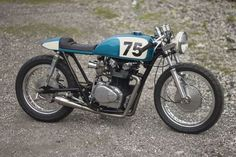 Honda CB500T Cafe Racer by The Corner Garage (Miami) #motorcycles #caferacer #motos | caferacerpasion.com