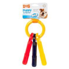 Nylabone Large Puppy Teething Keys - PetSmart