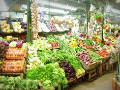 Mercado de San Telmo. Buenos Aires