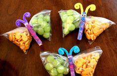 Helps snacks stay fresh abs cute!
