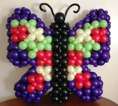 Butterfly Twist Balloon