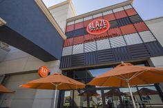 Blaze Pizza Install. Salinas California
