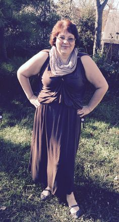 Hip for church in my brown maxi HipKnoTies and tan mini. Receive 10% your first order. Use discount code SL9HSRWBUC7D5C