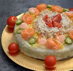 Sushi Cake Recipes: Layer Cakes, Bundts and Napoleons (PHOTOS)