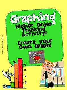 Freebie Graphing {Higher Order Thinking} First Grade Commo