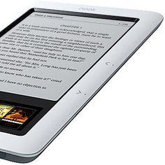 Barnes and Noble Nook (Electronic device to read books anywhere!)