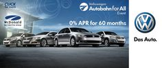 VW Autobahn For All Event