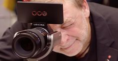 Not even Leica is sure what the Leicina VC is. Is it a directors viewfinder? A call back to the Leicina Super 8 cameras of old? A gimbal? The answer seems
