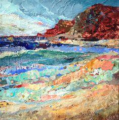 Mixed Media Paintings   Shelli Walters   Tumalo Art Co.   Bend OR