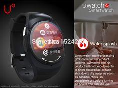 Bluetooth 4,0 smartwatch für apple iPhone 6/6 plus uhr mode-design 1,22 zoll smart uhr ich uhr für Samsung S6 HTC Huawei //Price: $US $89.91 & FREE Shipping //     #clknetwork