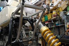 ritmo blog|リトモ・セレーノ Bmw Cafe Racer, Stationary, Bike, Bicycle, Bicycles