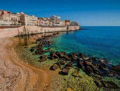 Ortigia -- Siracusa, Sicily, Italy. Stunning.