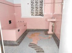 possibly the worst bathroom I've ever seen