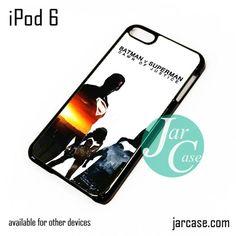 Batman V Superman Three Heroes iPod Case For iPod 5 and iPod 6