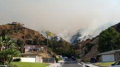 La Tuna Fire: Full List of Evacuations and Road Closures – KTLA