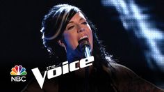 "Kat Perkins: ""Let It Go"" (The Voice Highlight) VOTE. FOR. THIS. GIRL. She is AMAZING. I can't even deal! So good!!!!!"